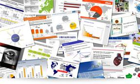 Powerpoint Templates von der Powerpoint Agentur presenter's
