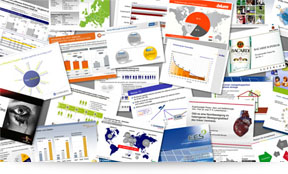 Powerpoint Templates von presenter's, Agentur für Präsentationen, Powerpoint Service