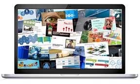 Powerpoint Templates von presenter's, Agentur für Präsentationen, Powerpoint Service
